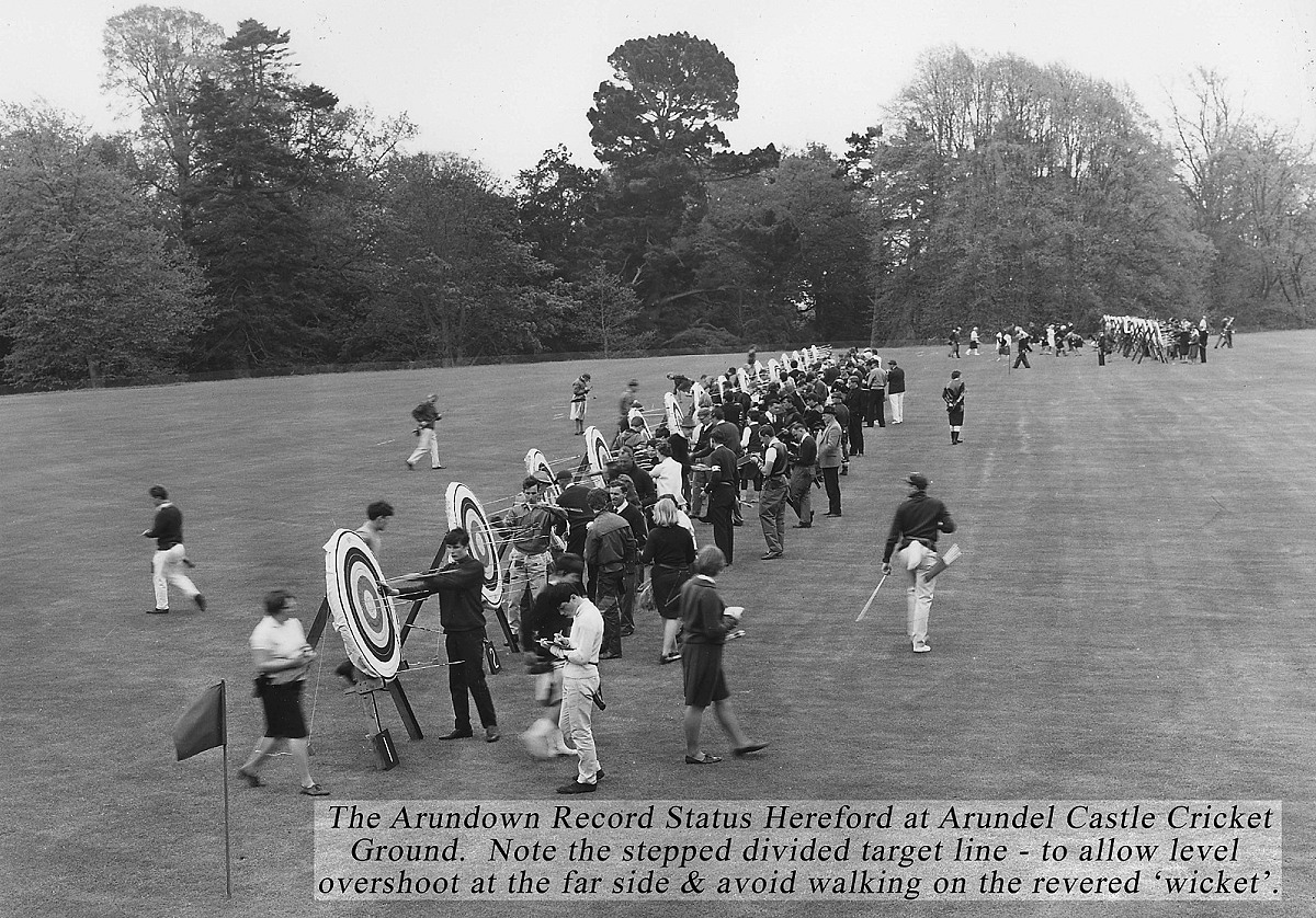 arundown club history shooting at arundel