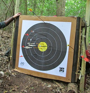 alternative types of archery - field