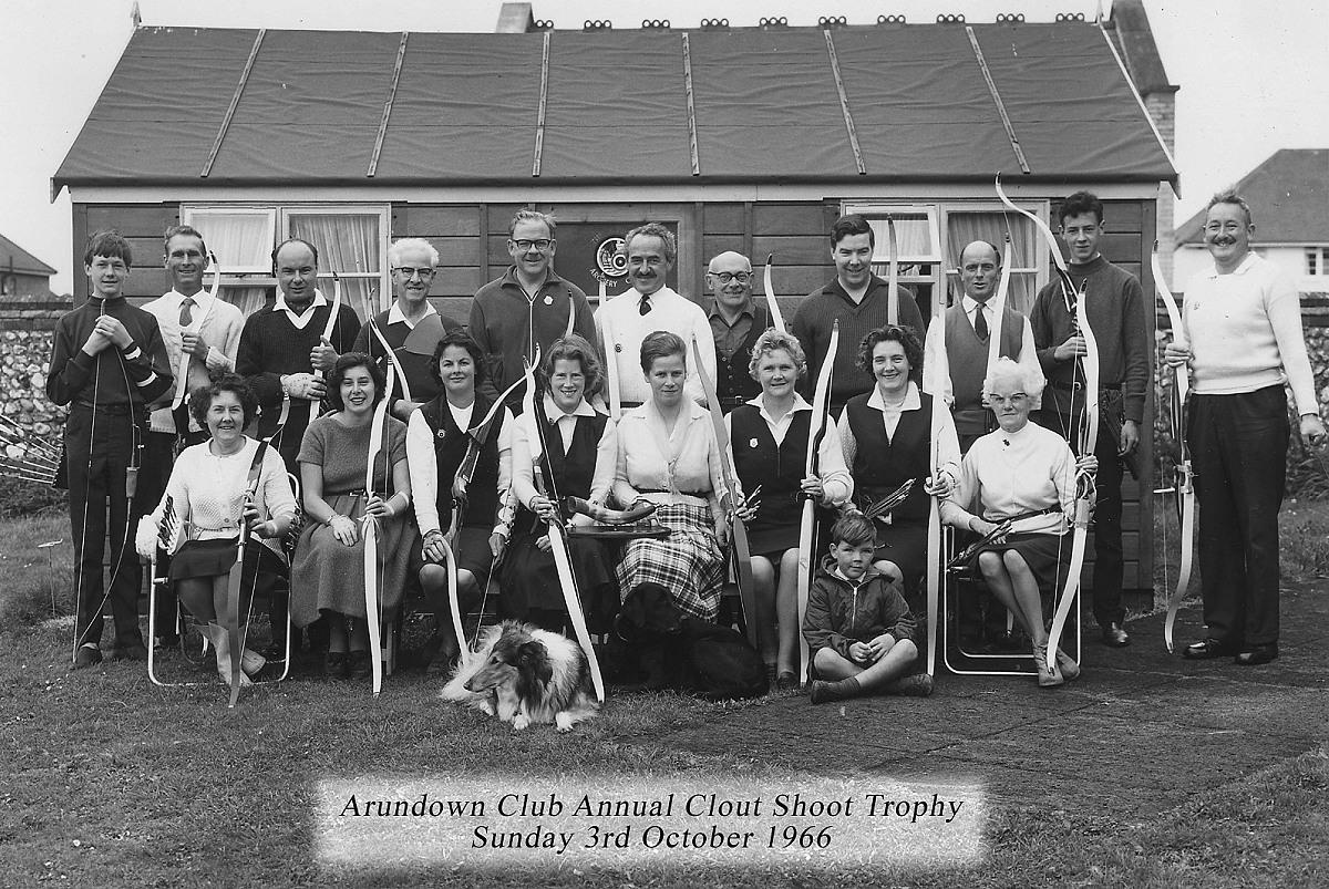 history of arundown archery club