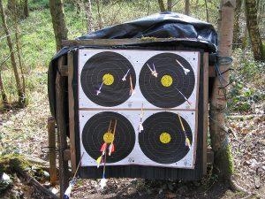 Field Archery targets