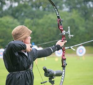 recurve archery
